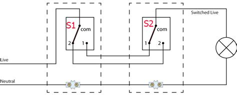 how to wire a 2 way switch diagram 2 way switch wiring diagram