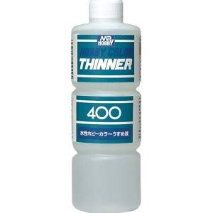 Mr Color Thinner 400 By Animemachi mr color thinner aqueous hobby 400 ml www robotines