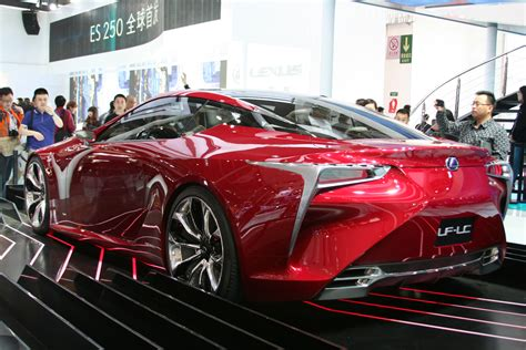 2020 Lexus Lf Lc 2 by Lexus Lf Lc Concept Will Reach Production In 2016