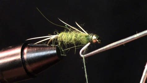 fly tying my most productive nymph pattern and how to