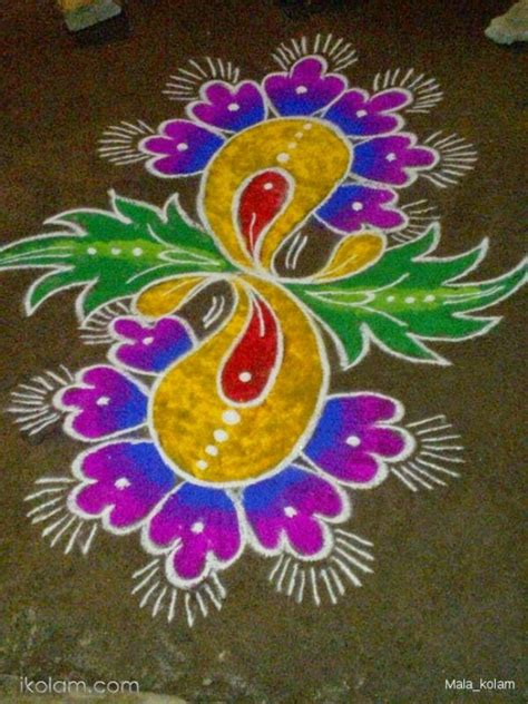 happy thai pongal rangoli kolam design images pictures