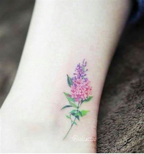 lilac tattoos best 25 lilac ideas on bluebonnet
