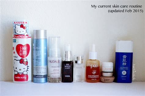 My Skin Care Routine February 2007 by Hachikobob Eye