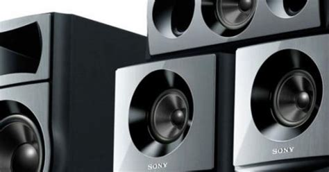 Dan Spek Home Theater Sony sony ht m77 7 2 channel muteki home theatre system 928 the guys