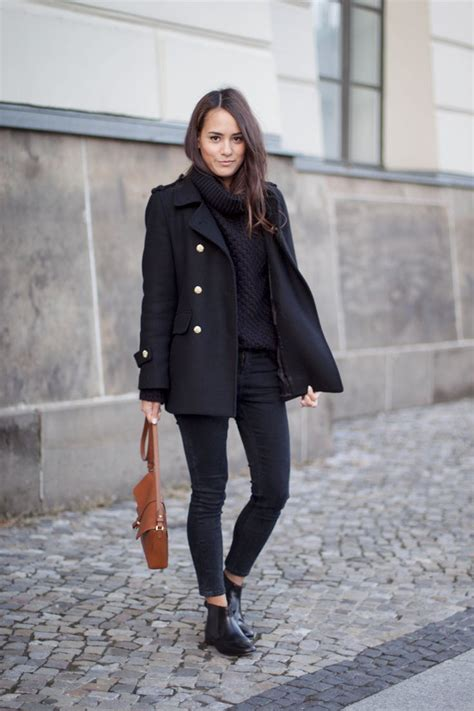 25 all black fall outfits that are anything but basic 25 best chelsea boots images on pinterest fall winter