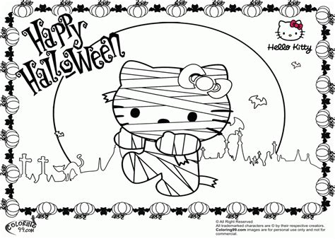 coloring pages for adults hello kitty halloween hello kitty coloring pages coloring home