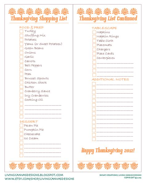 free printable grocery list for thanksgiving thanksgiving shopping list freebie printable tips