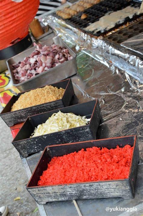 Kompor Listrik Takoyaki yuk bikin takoyaki sendiri dengan resep rumahan