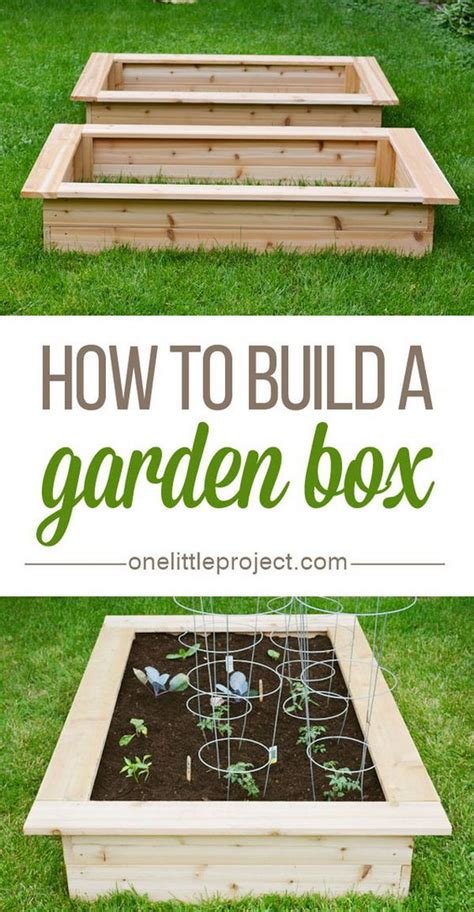 how to make a raised bed garden 30 raised garden bed ideas hative