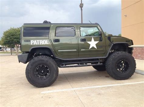 military hummer lifted hummer military vehicles for sale autos weblog