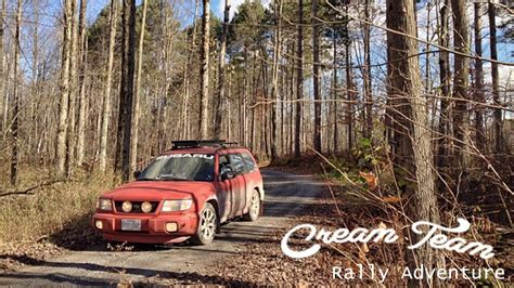rally subaru forester subaru forester driving hard in backroads rally youtube