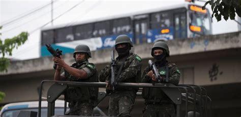 ultimas noticias de aumento das foras armadas para 2016 for 231 as armadas e pol 237 cias do rj prendem cinco suspeitos