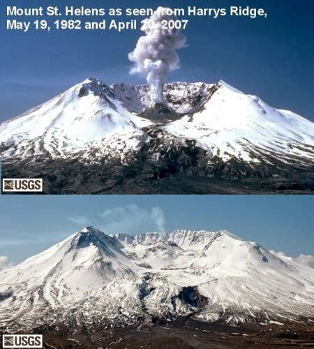 mount st helens other volcanoes picas the agatelady adventures and events increase in