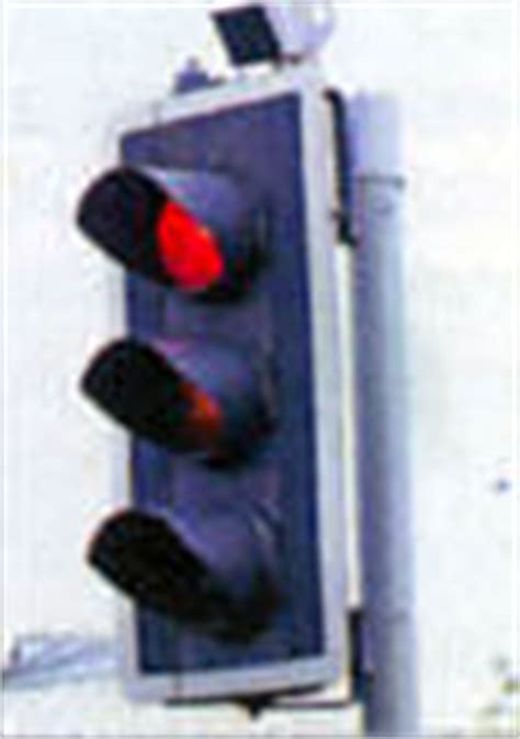 do traffic lights sensors exles of poor driving you witnessed page 27