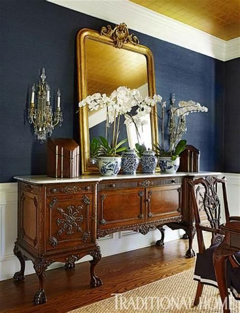 Large Mirrors Dining Rooms And Buffet On Pinterest Buffet Mirrors Dining Room