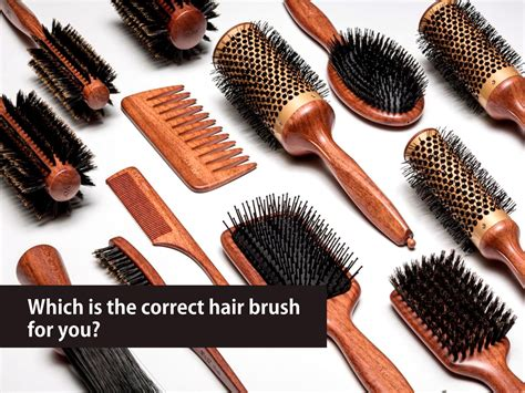 Types Of Brushes For Hair by Types Of Hair Brushes To Use For Different Hair Types A