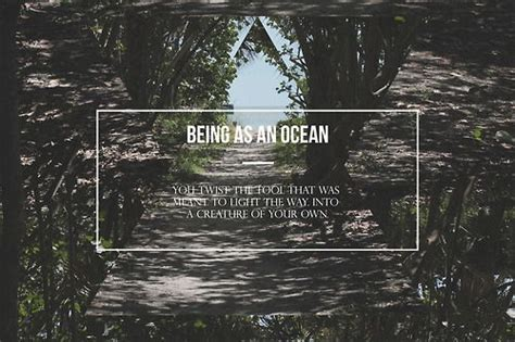 being as an ocean 17 best images about being as an ocean on pinterest