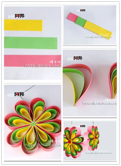 Papercraft Techniques - 109 best images about quilling and paper flower tutorials