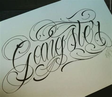 tattoo letters gangster gangster lettering chicano pride pinterest gangster