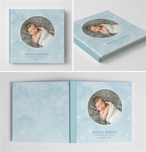 baby book cover template 17 best images about photo book templates baby book