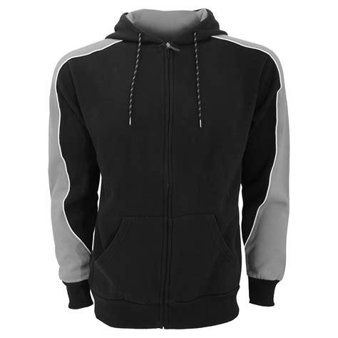 Blazer Casual Black Zipper formula racing mens casual clubman zip hooded jacket hoodie sweatshirt ebay