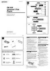 sony cd changer wiring connection diagram sony get free image about wiring diagram