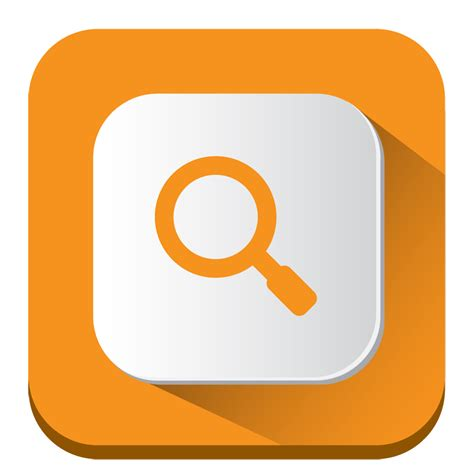 Find Finder Search Button Icon Png Www Pixshark Images
