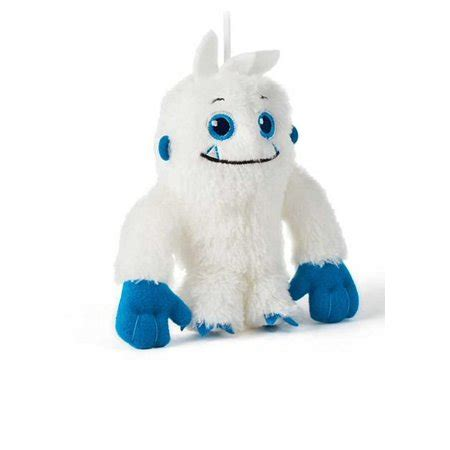 polariffic pals abominable plush christmas ornament