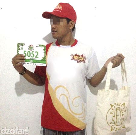 Teh Javana Di Alfamart medali lari ketiga run candi ke candi teh javana di