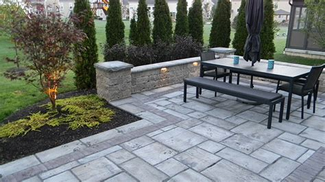 wall for outdoor patios retaining or seating walls archives landscaping outdoor