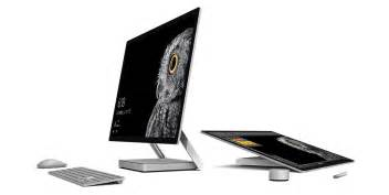 Redefining the all in one pc microsoft surface studio