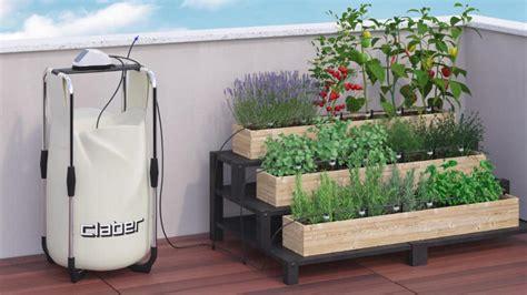 irrigazione automatica terrazzo irrigazione automatica anche per terrazzi e orti pensili