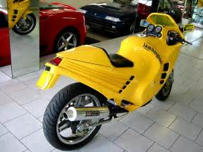 Lamborghini Motorbike Lamborghini Motorcycle Vintage Classic Motorbike At