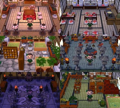 Acnl Room Ideas by 35 Best Acnl Home Designs Images On Animal