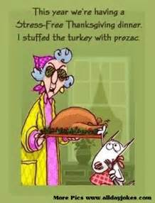 daily jokes stressfree thanksgiving this year
