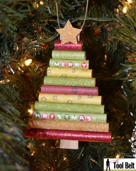 Handmade Tree Decorations Ideas - 30 diy ornament ideas tutorials for