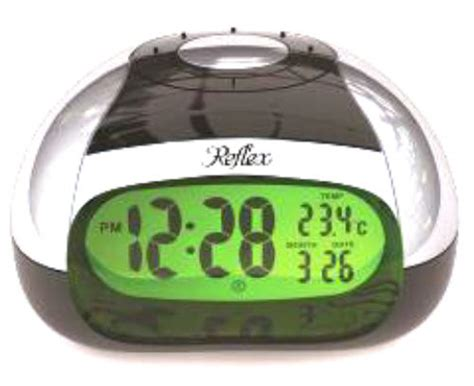 reflex talking digital alarm clock for blind and partially sighted brand new ebay