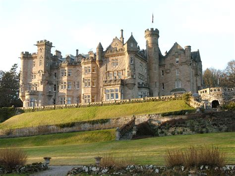 best scottish the best scottish castles you can stay in photos cond 233
