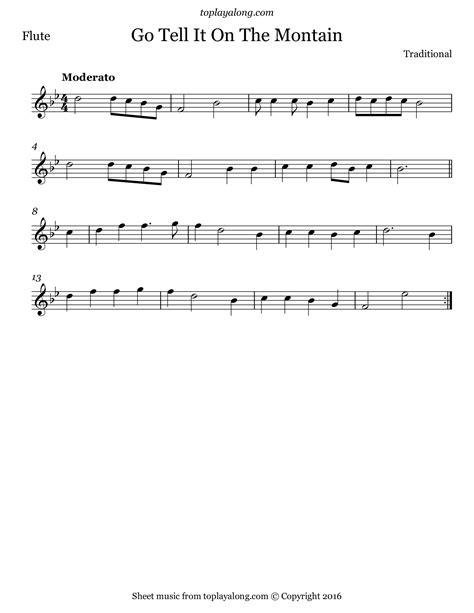 printable lyrics to go tell it on the mountain go tell it on the mountain toplayalong com