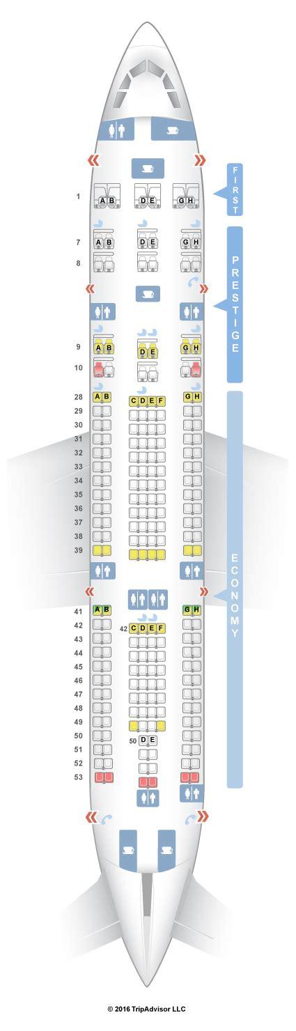 a332 seat map seatguru seat map korean air airbus a330 200 332