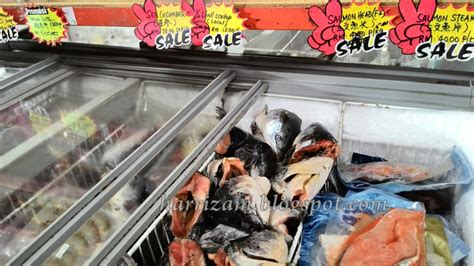 Kepala Salmon Beku myretina kepala ikan gst