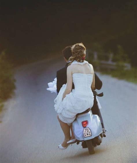 Wedding Vespa by Vespa Groom Wedding Vespa