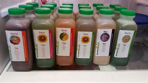 Juice Detox White Tongue by Bee Green World Juice Cleanse Turbofitlife
