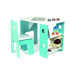 table bureau et chaise pour enfant 224 partir de 3 ans sebio