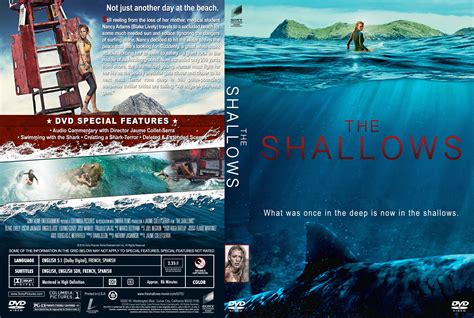the shallows dvd cover 2016 r1 custom