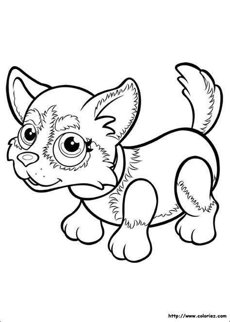 Coloriage Husky