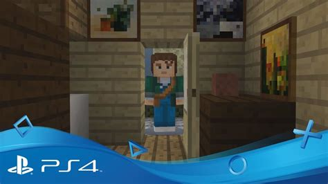 ps4 themes minecraft minecraft stranger things ps4 youtube