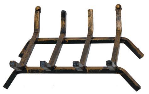 porta legna per camino grata portalegna ferro battuto per camino cm 50