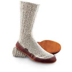 leather soles for slippers acorn wool slippers knit cozy warm gray socks leather sole