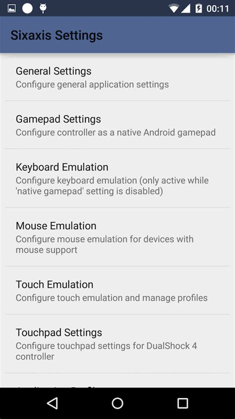 six axis apk sixaxis controller apk paid version cracked apk